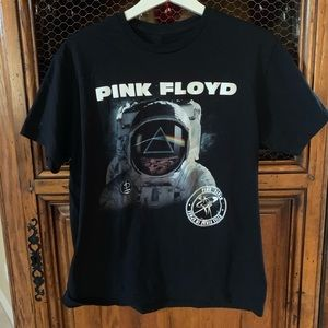 Pink Floyd First In Space Astronaut T- Shirt (M)